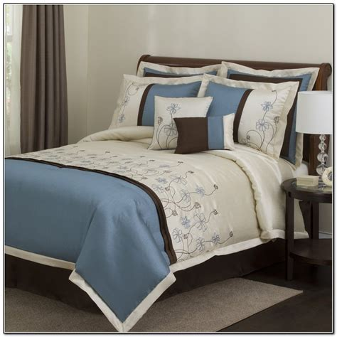 Blue Brown Bedding Sets Blue Comforter Set Aqua Blue Comforter Sets Blue Brown Comforter Sets Turquoise And Brown
