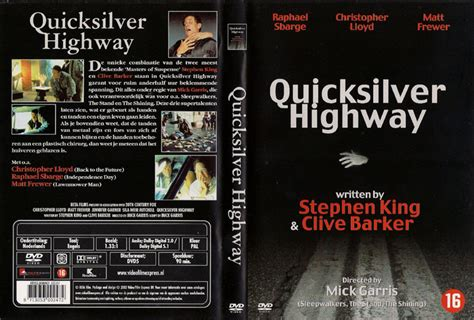 film quicksilver highway film quicksilver highway stephen king fanclub