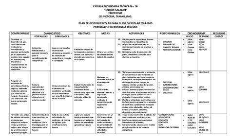 formato del plan anual de actividades 2012 picture plan anual de gestion escolar 2014 2015