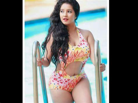 shubha poonja hd hot pics shubha poonja looks scorching in swimsuit ibtimes india