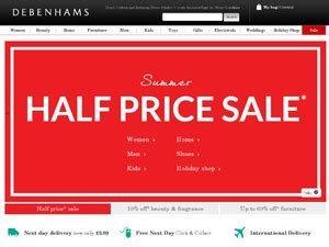discount vouchers debenhams debenhams discount voucher codes 2018 for www debenhams com