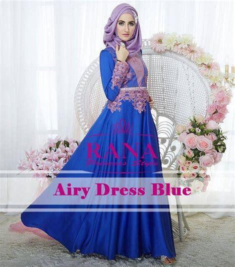 Mode Baju Muslim Pesta contoh foto baju muslim modern terbaru 2016 trend model