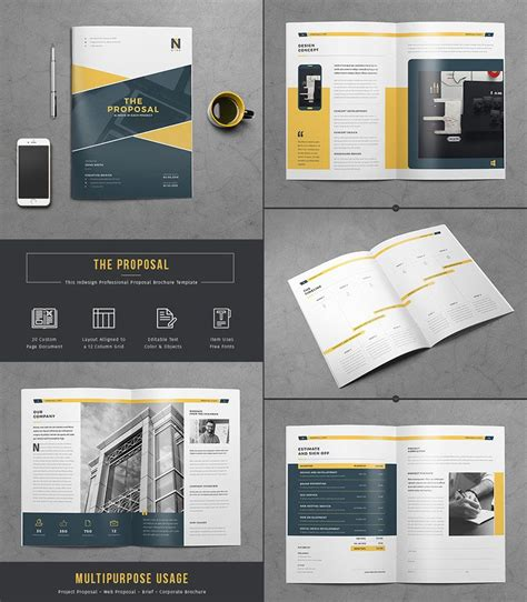 design proposal ideas the proposal flexible business template design