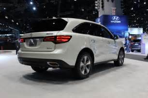 Acura Same As Honda 2016 Acura Mdx Design And Engine Car Specs And Price