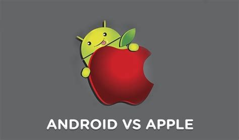android vs apple android users vs apple users things they say about each other