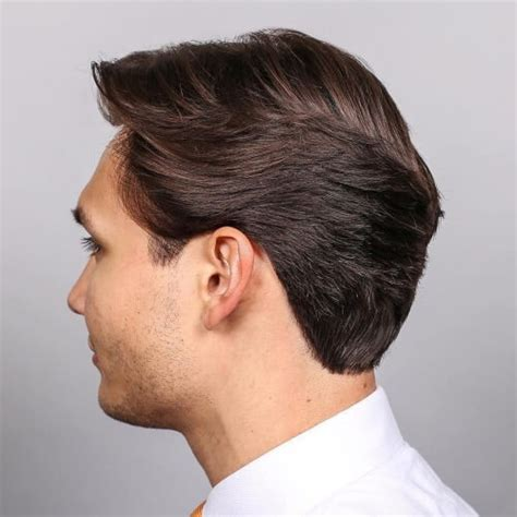 mens short haircut feathered back 50 business casual hairstyles for men men hairstyles world