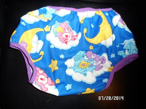 Promo Happy Diapers Xtralarge Winter Bears baby cover s care bears glow by sophiesnugglebunny