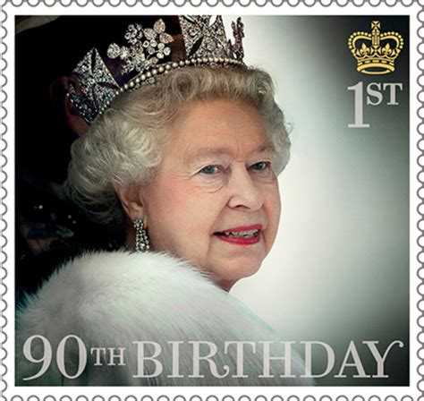 queen s hm the queen s 90th birthday 2016 collect gb sts