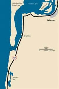 nehalem oregon map portland district gt locations gt oregon coast gt nehalem river