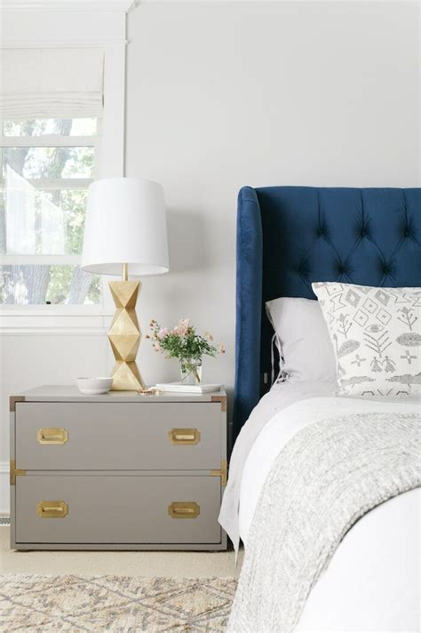 Blue Bedroom Trunk Pin By Two For Style On Interior Design