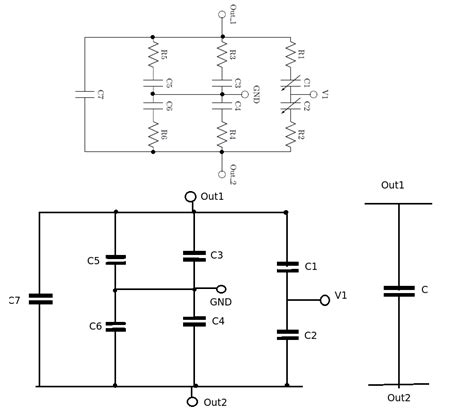 do capacitors add in series capacitor parallel add 28 images adding parallel capacitors 28 images quot two bypass