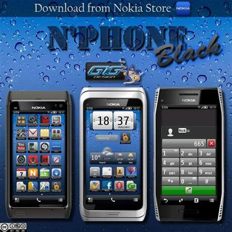 download themes for nokia 500 belle symbian theme per smartphone nokia symbian nphone by