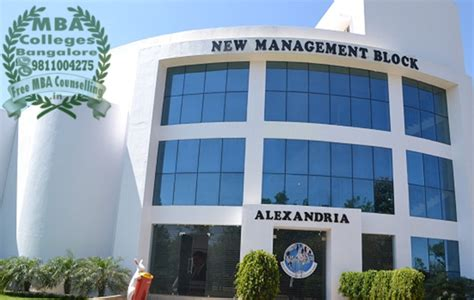 Executive Mba In Bangalore Weekend Courses by Krupanidhi School Of Management