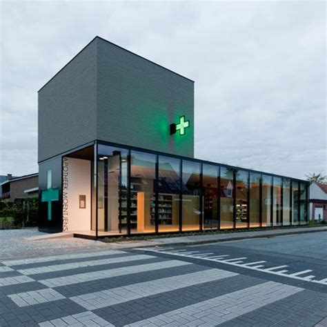 Facade Pharmacie Moderne by 59 Best Pharmacy Architecture Designs Images On