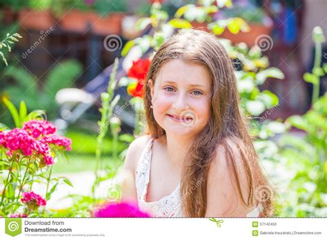 portrait of 10 year old girl stock photo getty images portrait of 10 year old girl stock photo image 57142450