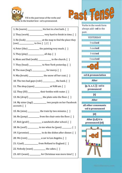 english teaching worksheets simple past simple past tense worksheet free esl printable