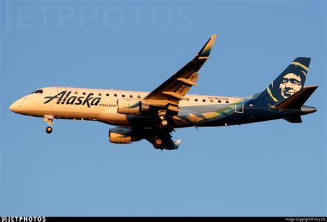 n623qx embraer 170 200lr alaska airlines horizon air huy do jetphotos