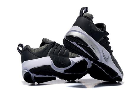 Nike Fresto Boots nike air presto gray black silver s shoes black