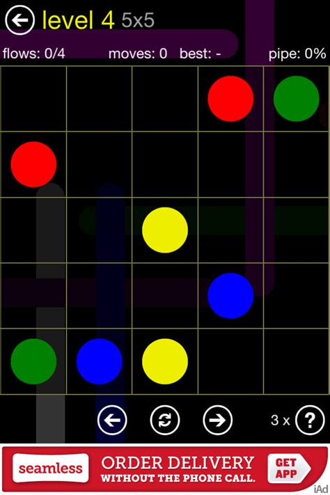 flow for free flow free for iphone