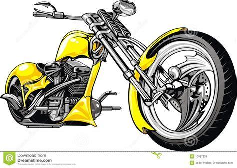 Motorrad Transport Vorrichtung by Gelbes Motorrad Lizenzfreie Stockbilder Bild 10527239