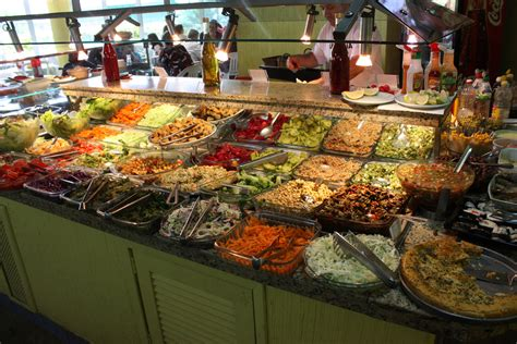 All You Can Eat Right In Your Fridge 7 Days Of Yummy Salad Buffet Restaurants