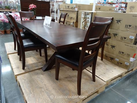 Costco Dining Room Tables Surprising Dining Table Costco Pictures Inspirations Dievoon