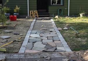 better remade flagstone walkway better remade