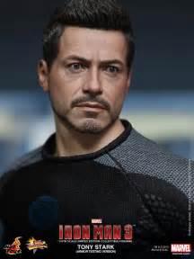 Tony Stark tony stark iron man hot toys avengers hulk thor black rm4 619xjm