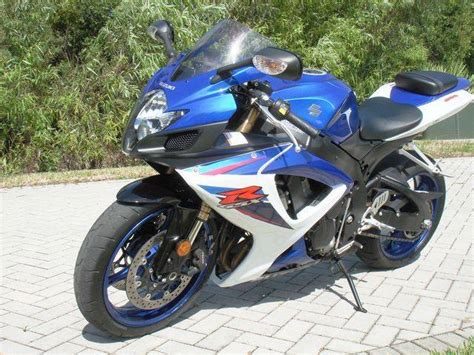 Suzuki Gsx 600 2007 2007 Suzuki Gsxr 600 For Sale From Ta Florida Adpost
