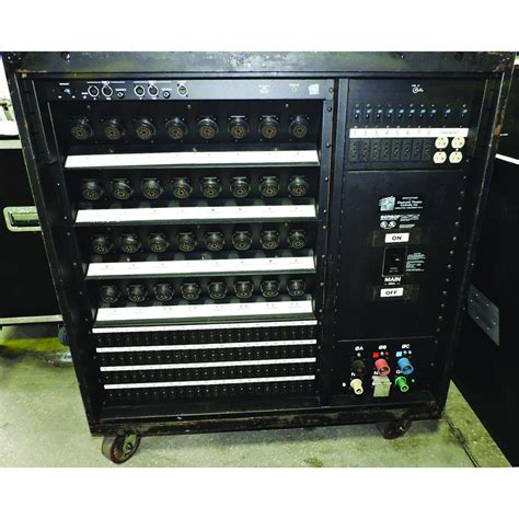 Dimmer Rack by Prg Proshop Etc Sensor 3 Dimmer Touring Rack 96 X 2 4k
