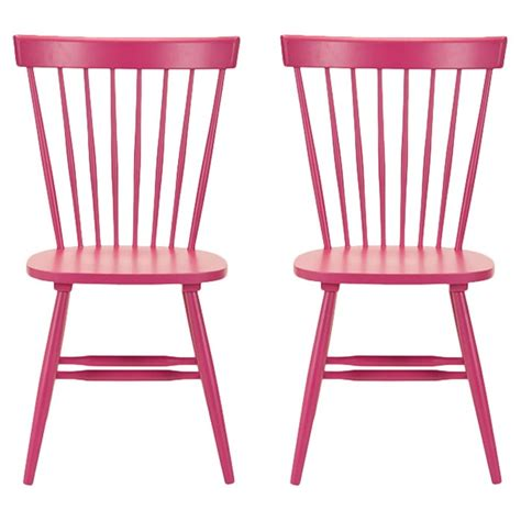 pink dining room chairs joselyn dining chairs in pretty pink home is where the
