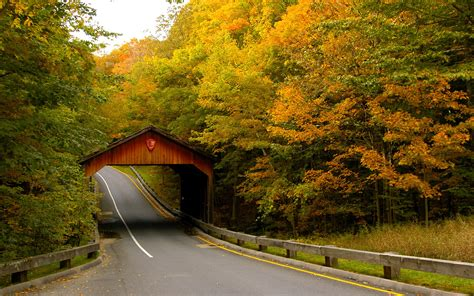 best drives in america america s best drives for spotting changing leaves