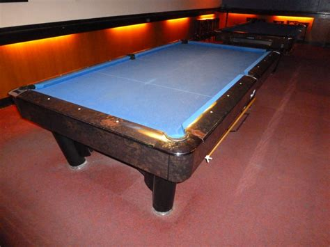 used pool tables for sam k steels american pool table recovers photos of each