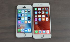 Image result for iPhone SE 6 6S. Size: 268 x 160. Source: www.youtube.com