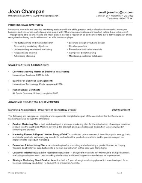 australian resume template 2018 best resume exles