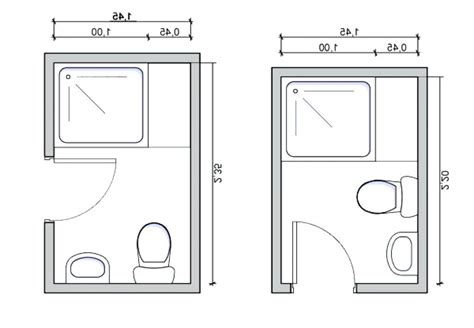 toilet size dimensions smallest room product pertaining