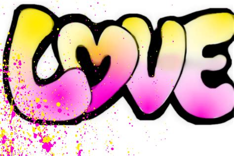 imagenes de i love you en graffiti graffitis de love arte con graffiti