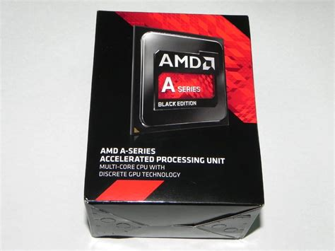 Amd Kaveri A10 7850k Fm2 Radeon R7 Series 39ghz Cache 2x2mb 95w amd kaveri a10 7850k and a10 7700k packaging pictured bios update on fm2 boards compulsory