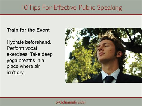 10 Tips For An Effective Work Out by 10 Tips For Effective Speaking Features News