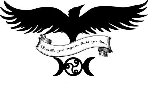 irish raven by imaginati on deviantart