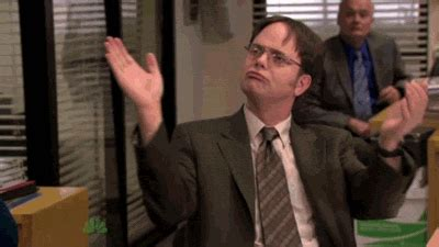 The Office Gif by The Office Clap Gif Find On Giphy