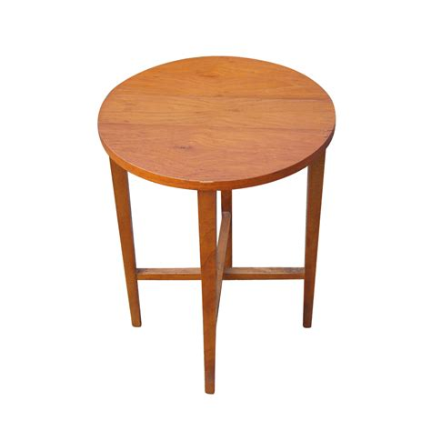 Stackable Tables by 5 Vintage Nesting Tables