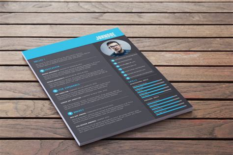 Cv Theme Free 2014 by 25 Best Free Professional Cv Resume Templates 2014
