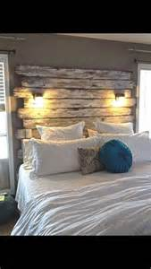 headboards made from reclaimed wood best 25 handmade headboards ideas on pinterest