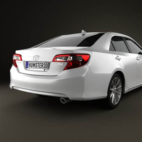 Toyota Camry 2012 Model Pictures Toyota Camry 2012 Us Version 3d Model Hum3d