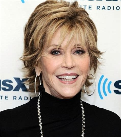 jane fonda haircuts for 2013 for women over 50 9 latest short haircuts for women over 50 styles at life