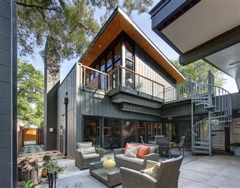 century rancher renovated  large modern  story home