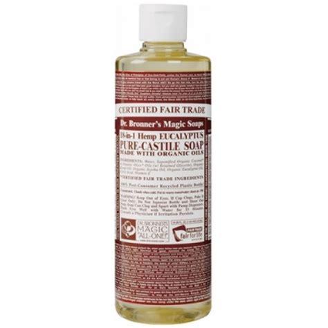 Dr Bronners Castile Liquid Soap Eucalyptus 473 Ml care dr bronner s eucalyptus castile liquid soap 473ml