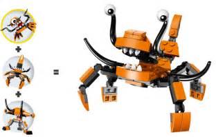 Lego com mixels products series 2 41515 kraw