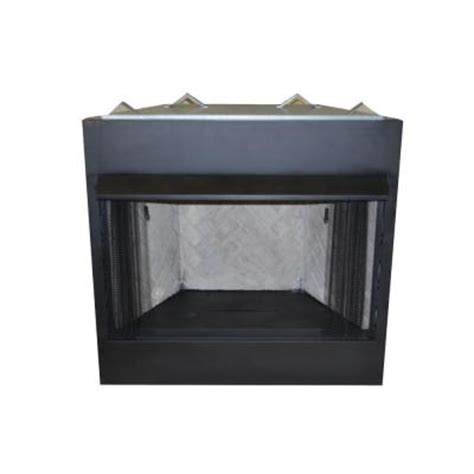 Vent Free Propane Fireplace Insert by Emberglow 42 In Vent Free Gas Or Liquid Propane